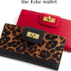 Qwiqq | The Edie wallet. No wonder ladies love Edie from J. Crew.