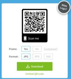 How To Make A Qr Code In 8 Easy Steps Qr Code Business Card Coding Qr Code