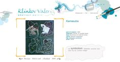 Watercolor Effects in Web Design #art #photography #webdesign