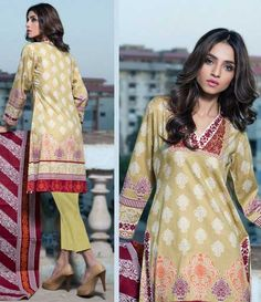 Monsoon Printed Cambric Suit collection By Al-Zohaib Textile AZ_5A