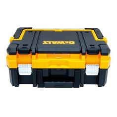DEWALT TSTAK Tool Storage Organizer, Long Handle Removable covered cups for sale online