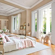 Ooh La La, Our Guide to the French Feminine Room