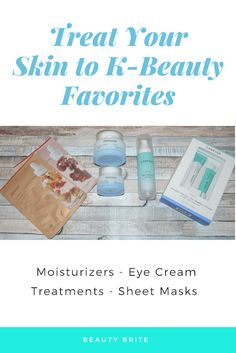 Treat Your Skin to K