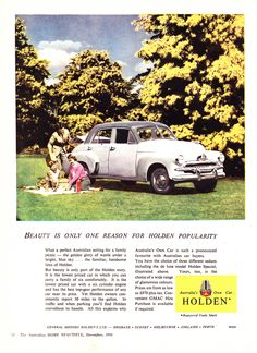 Australian Vintage, Australian Cars, Vintage Advertisements, Vintage Ads, Bus Engine, Holden Australia, Car Brochure, Car Buyer, Car Advertising