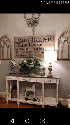 Farming S, Maine House, Kitchen Furniture, Entryway Tables, Dining, Living Room, Storage, Country Bumpkin, Home Decor