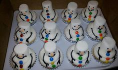 These would be cool for a school Christmas Party or a winter B-day party!