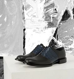 Foto: Superior quality leather, exceptional Italian craftsmanship and undeniable… versace #versace #men #menshoes
