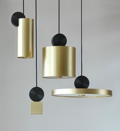 Calé(e) pendant light – POOL