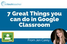 This post first appeared on Daily Genius. A few weeks ago, Google Classroom issued a new update: posting a question. This reminded me that Google Classroom has come a long way since its original re…