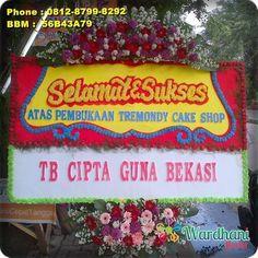 Bunga Papan Selamat Sukses SS413WF