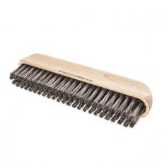 Selvyt Pure Bristle Shoe Brush Large  The firmness of this bristle is perfect for obtaining a high grade polish on your work shoes or parade boots.