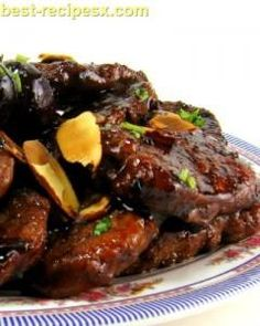 Pork Medallions with Ancho-Chili