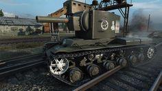 World of Tanks KV-2   5.233 DMG   7 kills   2.021 EXP - Ensk