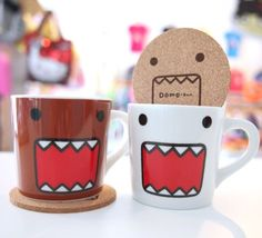Domo-kun is so kawaiii