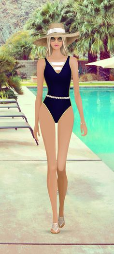 Fashion Game Covet Fashion, Girl Fashion, Fashion Games, Closets, Style Icons, Summer Outfits, Victoria's Secret, Sketches, Footwear