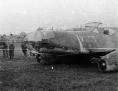Me 262 a-2a/u2 V11 NN+HE W.Nr.110555
