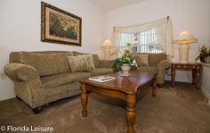 5 bed Disney area vacation home from www.FloridaLeisureVacationHomes.com