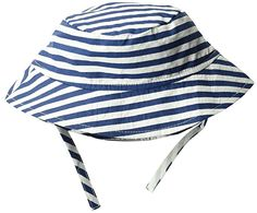 b54f15cc70a Flap Happy Baby Boys  UPF 50+ Bucket Hat with Chin Straps. Trustamulet · Baby  Sun Protection ...