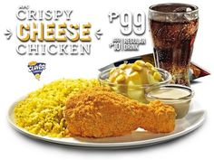 KFC's Crispy Cheese Chicken (Philippines) | The 33 Craziest New Fast Foods Of 2014