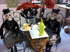 Halloween Ladies Who Lunch