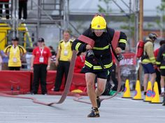 World Police and Fire Games, Belfast, Ireland 2013