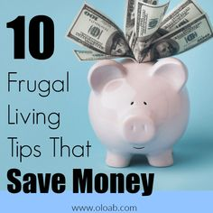 Looking for ways to cut costs and save money? Here are 10 simple tips that you can implement today to keep some extra cash in your wallet. Life On A Budget, Frugal Living Tips, Money Saving Tips, Budgeting, Ideas, Thoughts, Budgeting Tips