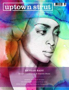 Erykah Badu – Uptown Strut (Germany)