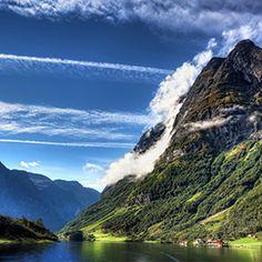 Viking Homelands Ocean Cruise Overview - Stockholm to Bergen 2015