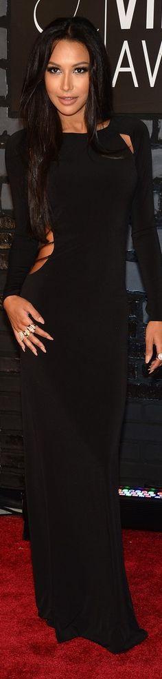 Naya Rivera 2013 VMA's