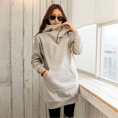 Buy 'PIPPIN – Funnel Neck Fleece Fleece-Lined Hoodie' with Free International Shipping at YesStyle.com. Browse and shop for thousands of Asian fashion items from South Korea and more!