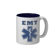 EMT Star of Life Mugs