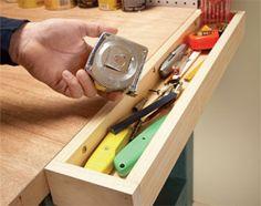 Diy Workbench Upgrades