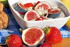 Owsianka jest zdrowa, dlaczego? Odpowiedź znajdziecie na blogu www.quality4life.pl Grapefruit, Vegetables, Food, Essen, Vegetable Recipes, Meals, Yemek, Veggies, Eten