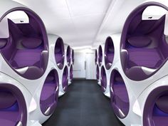 Would not mind if this was the future of air-travel. The Air Lair by Contour Aerospace and Factory Design.
