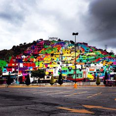 Mexican Government Let Street Artists Paint | Welcome to Oukong Stick