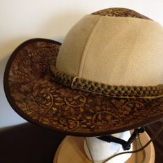 042801a533794 Equestrian Helmet Cover Hat Western Collection