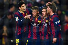 5-0: Los cracks se toman una Copa | FC .Barcelona 5-0 Elche-
