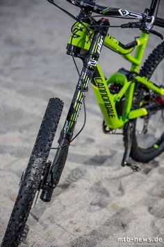 Cannondale Lefty Super Max Prototyp [Update: neue Bilder] - MTB-News. Mountain Bike Downhill, Downhill Bike, Mtb Bike, Cycling Bikes, Bike Trails, Bicicletas Cannondale, Cannondale Bikes, Cannondale Lefty, Velo Design