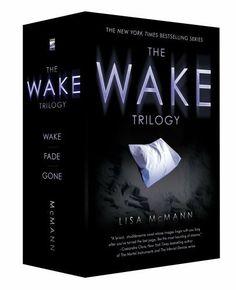 The Wake Trilogy: Wake; Fade; Gone by Lisa McMann, http://www.amazon.com/dp/1442428260/ref=cm_sw_r_pi_dp_iJD-qb0FBPB2V