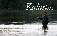 Tervon Lohimaa - Kalastus