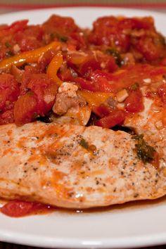 Roman-style Chicken Recipe