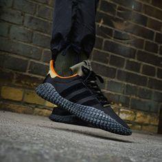 new product ff398 92bb5 Bodega x Adidas Kamanda Dark Blue  Brown