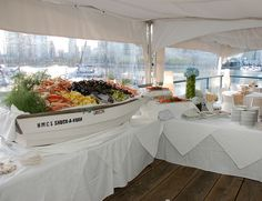 Fresh Seafood by Monk McQueens Fresh Seafood and Oyster Bar, via Flickr