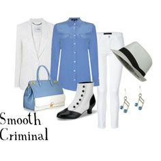 """Smooth Criminal"" by rizzo87 on Polyvore"