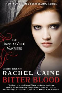 Confession time. The Draug, Caine's watery main villains in the second big arc of her Morganville Vampires, wasn't as gripping as the initial race for vampire survival. With the Draug's defeat, Bitter Blood got back to what's best about the series -- the power struggle between vampires and humans living in the small Texas town – and let the reader have it with both barrels. Griping, fast-paced, and our favorite characters at their best. Never been to Morganville? Glass Houses is book one.