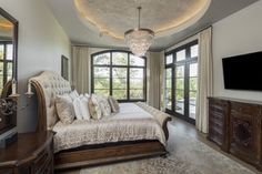 Clean European | Vanguard Studio | Architect Austin, Texas Texas Mansions, Marble Falls, Put Together, French Country Decorating, Autumn Home, Austin Texas, Luxurious Bedrooms, My House, Layout