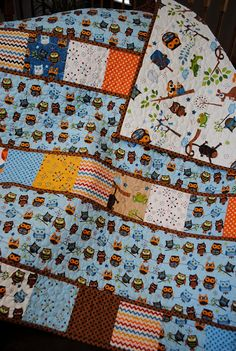 Dresdon Baby Quiltsaleby Madcreekdesigns By