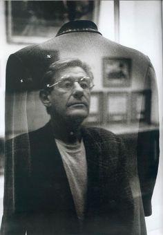 Semiotic apocalypse — Helmut Newton. Self-portrail, 1989 [::SemAp::]