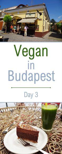 Vegan in Budapest - Day 3  Euphoric Vegan