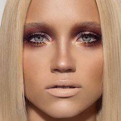 Makeup envy - 50 shades of bronze and nude
